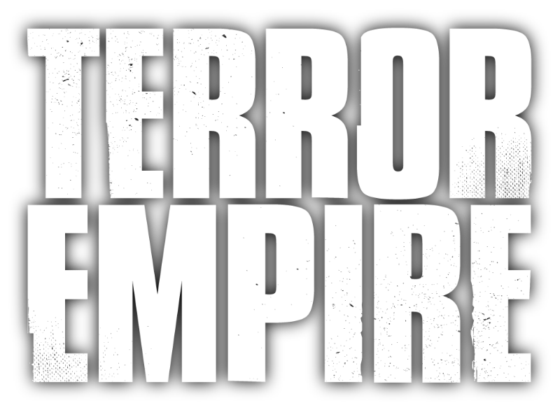 terror empire white logo vertical shadow